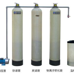 KG-100型纯净水机组